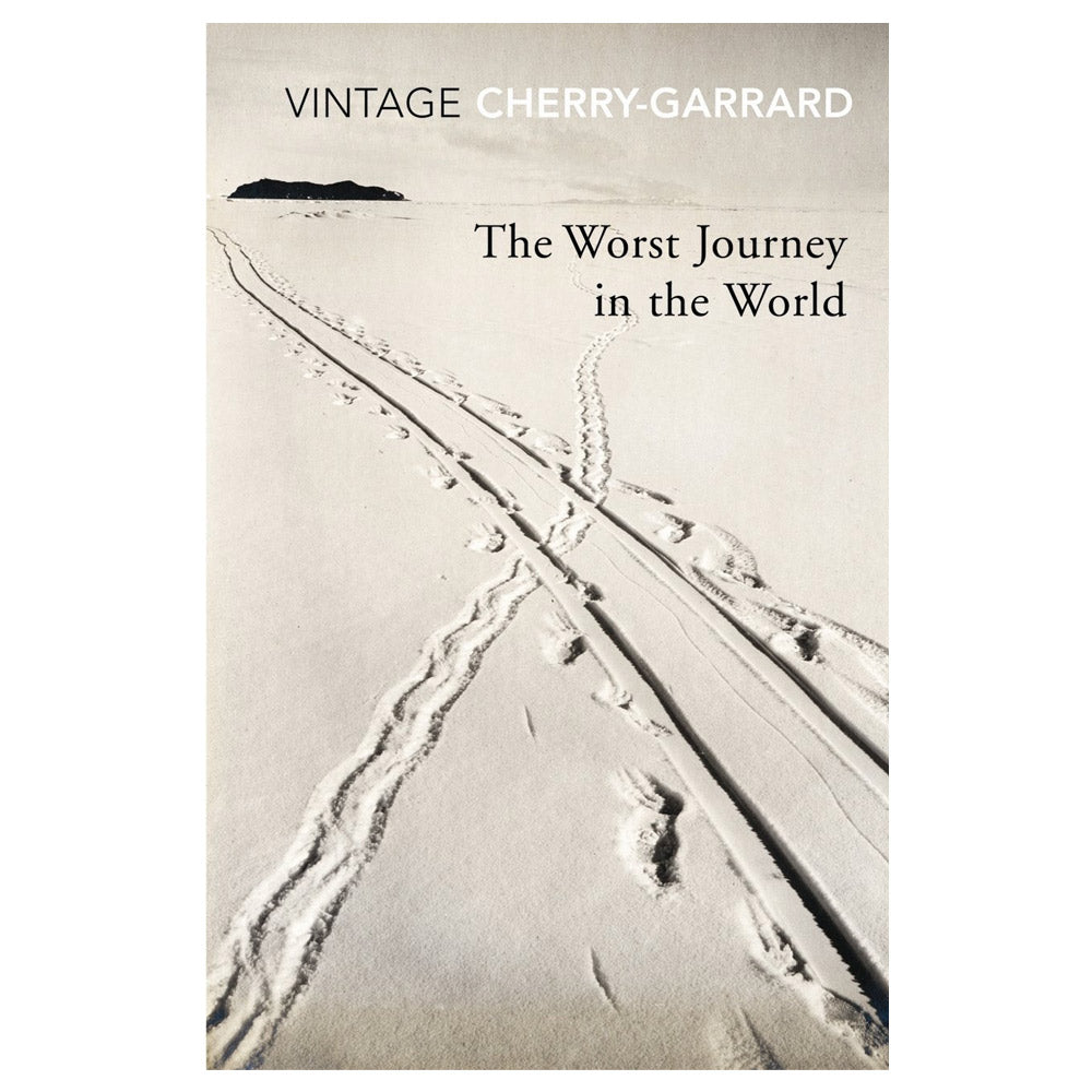 the Worst Journey In The World Book