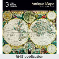 Antique Maps Calendar 2020