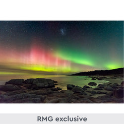 Insight Investment Astronomy Photographer of the Year 2019: Aurora Australis from Beerbarrel Beach print