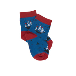 Toddler Ship Shape Socks
