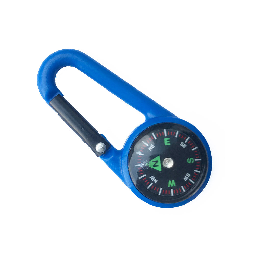 Royal Museums Greenwich Compass Carabiner Keyring