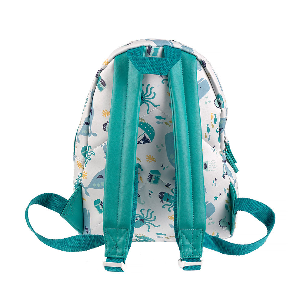 Deep Sea Backpack, back