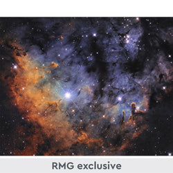 Insight Investment Astronomy Photographer of the Year 2019: Depth and Height, NGC 7822 Devil's Head Nebulae Complex print