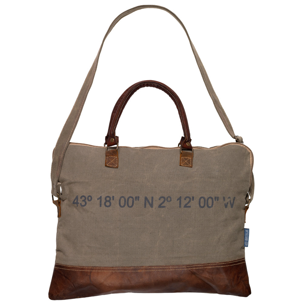 Canvas Explorer Bag