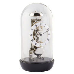 Skeleton Domed Clock