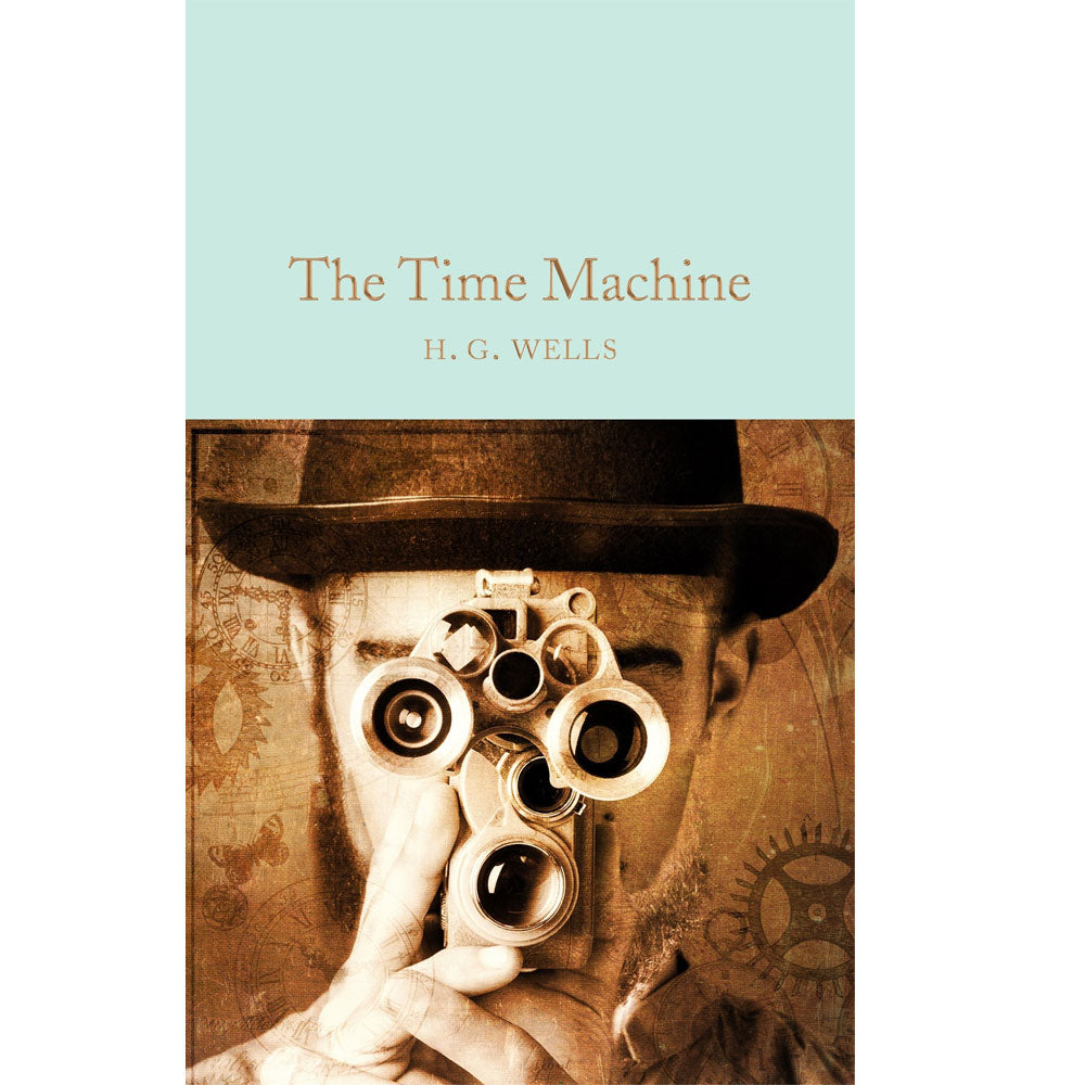 The Time Machine by H.G Wells