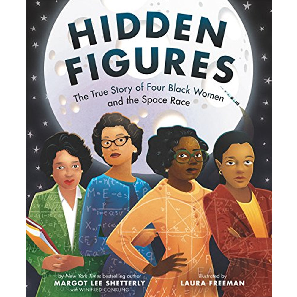 Hidden Figures Children's Book