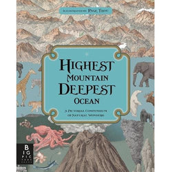 Highest Mountain Deepest Ocean