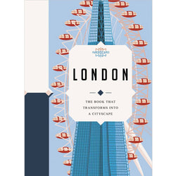 Paperscapes London: The Book That Transforms into a Cityscape