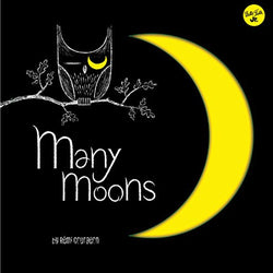Many Moons: Learn About The Different Phases Of The Moon Book