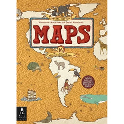 Maps Special Edition Book