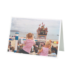Weymouth Martin Parr Greetings Card