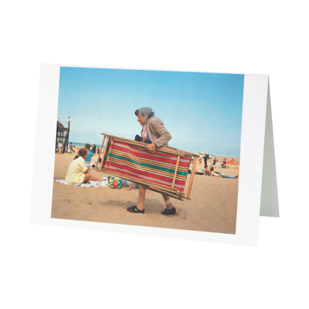 Margate Martin Parr Greetings Card