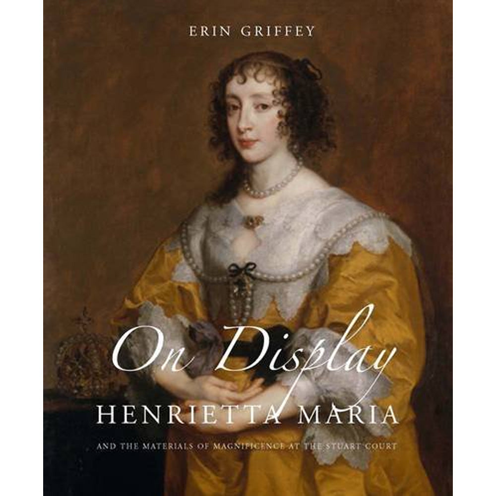 On Display: Henrietta Maria Book