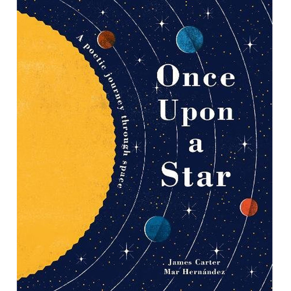 Once Upon a Star Children's Book
