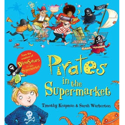 Pirates in the Supermarket Children's Book