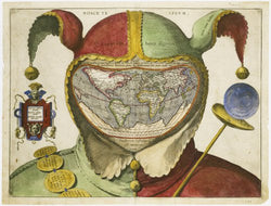 Fool's Map of the World