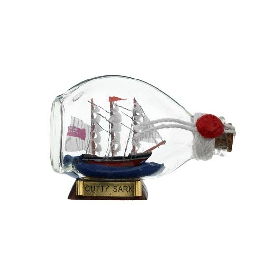 Cutty Sark Ship In A Bottle