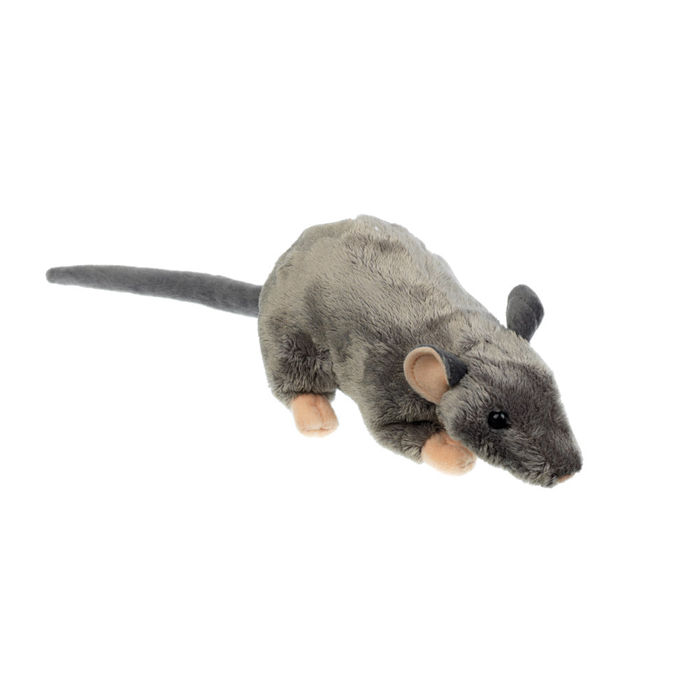 Rat Soft Toy with Squeak
