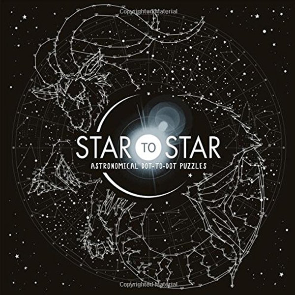 Star to Star – Astronomical Dot to Dot Puzzles