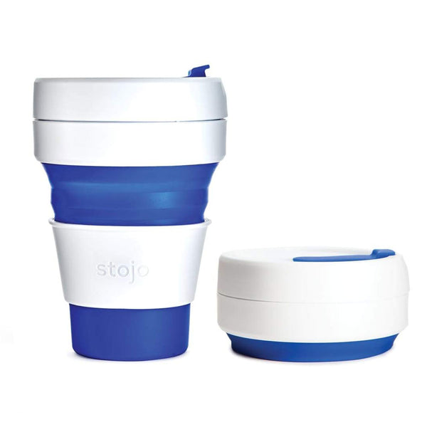 Stojo Reusable Pocket Cup