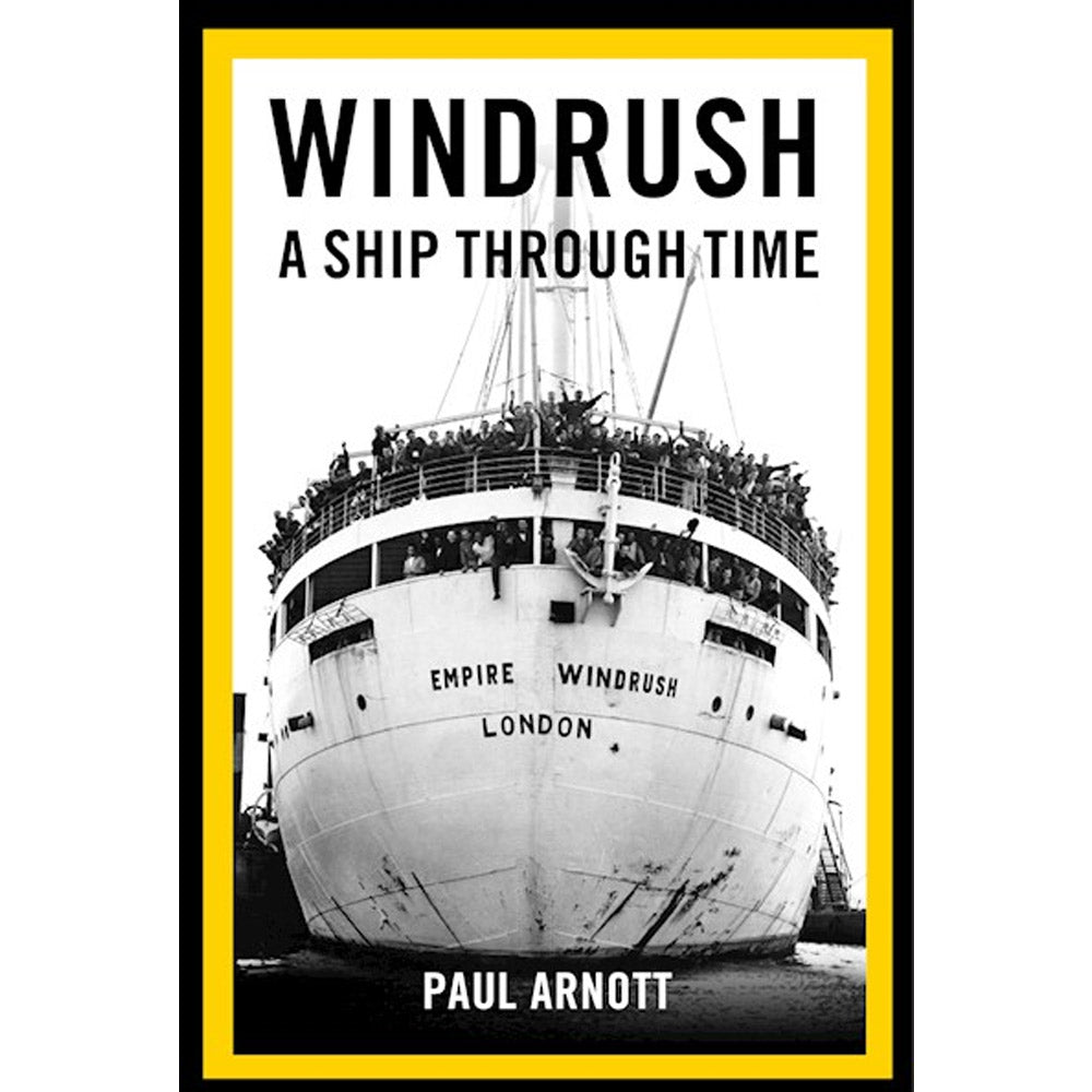 Windrush: A Ship Through Time