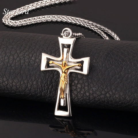 2018 Cross Pendant Necklace