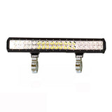 Dolphin 128w LED Spreader/Spot Combination Marine Fishing T Top Light Bar