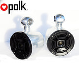 "Polk Audio DB522 5.25"" Fishing Tower T Top Speakers - Polished, Black, White"