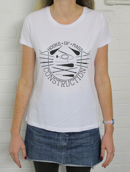 Women's T-Shirt - Hooks of Mass Construction