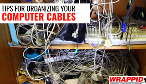 Tips For Organizing Your Computer Cables