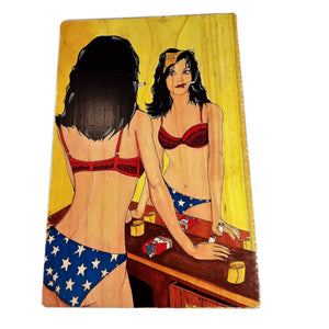 Wonder Woman - Mirror