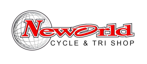 Neworld Cycle and Tri logo