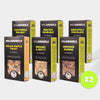 The Oat Bundle (12 Packs)<br><small>(California Walnut, Healthy Hazelnut, Absolutely Chocolate, Awesome Almond, Organic & Nutty, Maple Twist)</small>