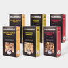 The Indulgent Bundle<br><small>(Pecan maple twist, Organic & Nutty, Caveman's Dream)</small>