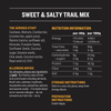 Rollasnax - Sweet & Salty Wild Trail Mix