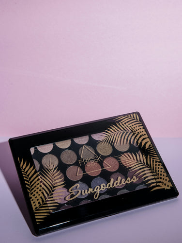 Sungoddess eyeshadow palette