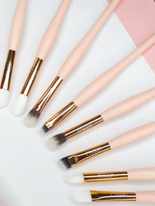Nude Delight Brush Set