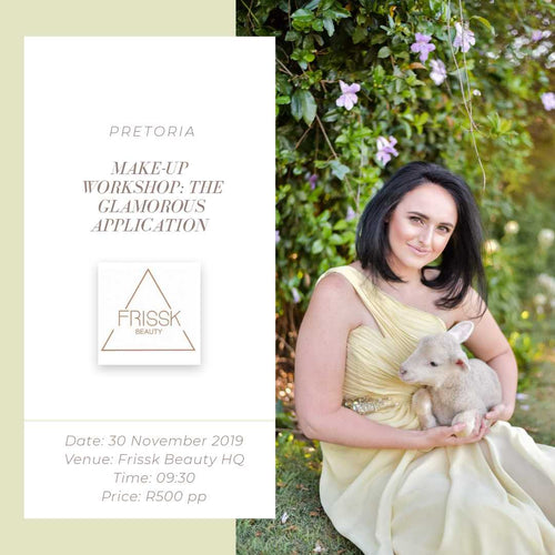 FRISSK: Make-up Masterclass (30 November)