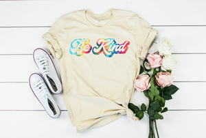Be Kind Retro Tee