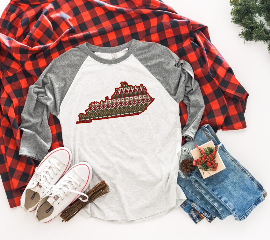 Christmas Sweater State