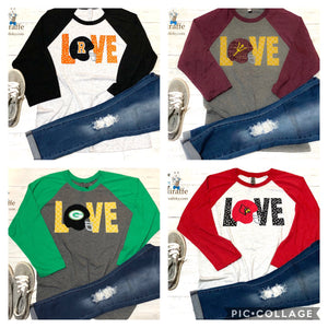 School Love Raglan