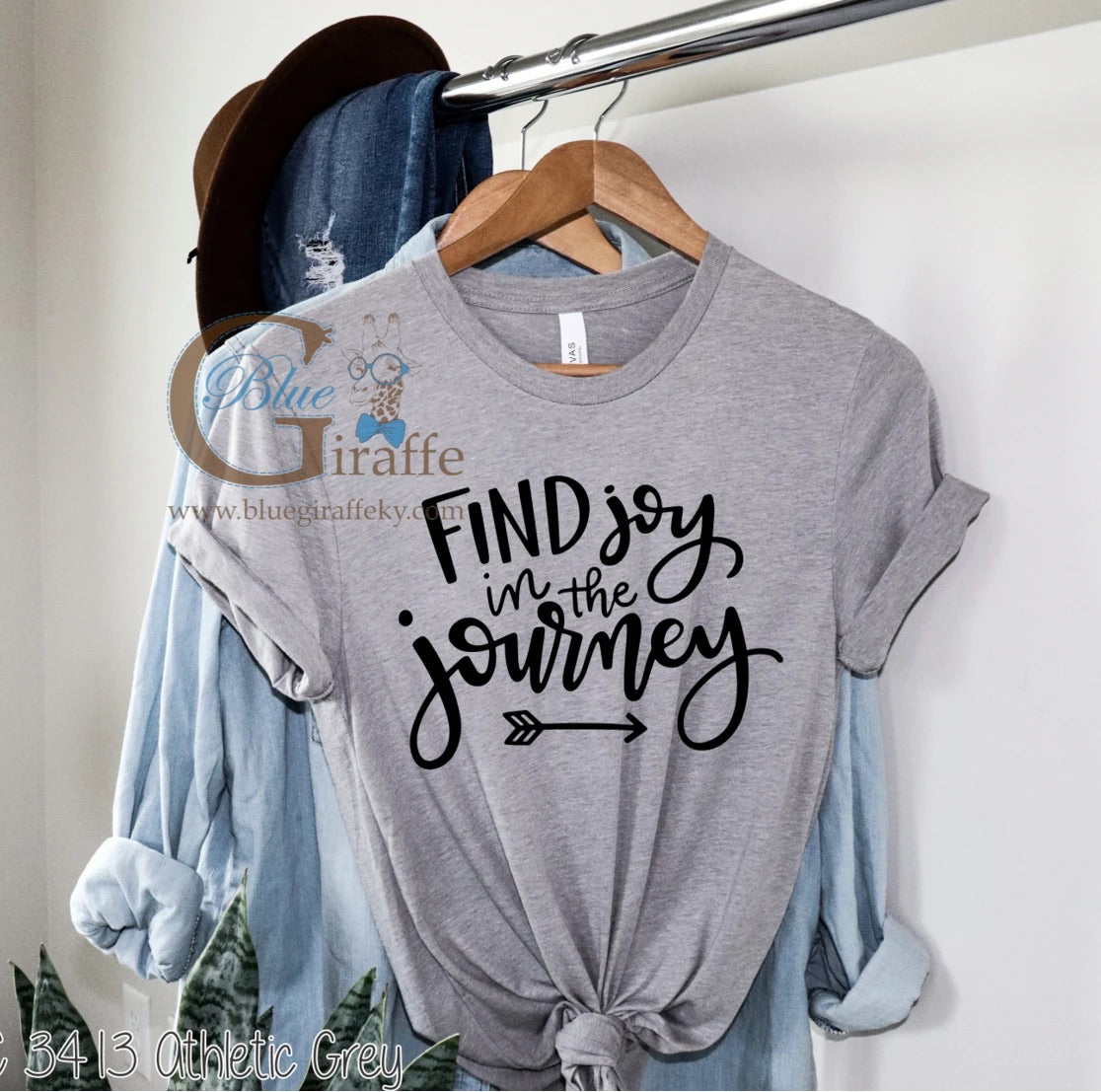 Find Joy in the Journey Tee