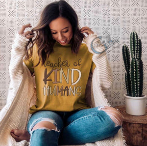 TEACHER OF KIND THINGS TEE