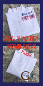 Sports Mom Pullover
