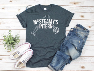 McSTEAMY'S INTERN TEE