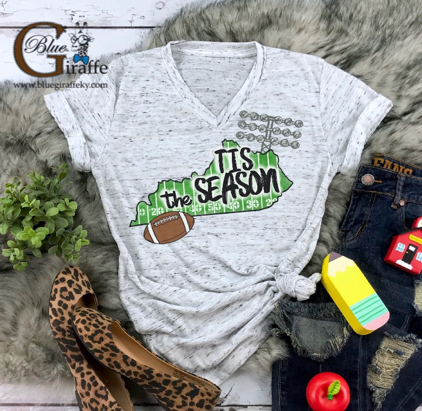 Tis the Season V-neck Tee