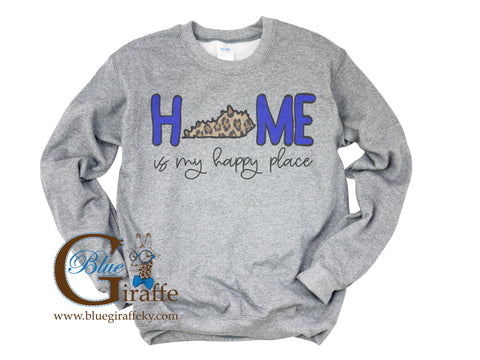 Home is My Happy Place Sweatshirt
