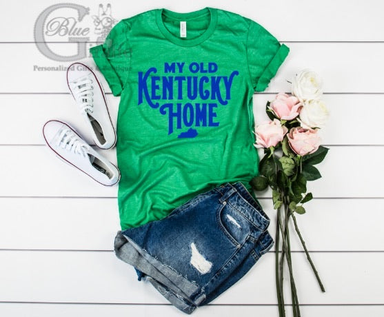 My Old Kentucky Home Fundraiser Tee