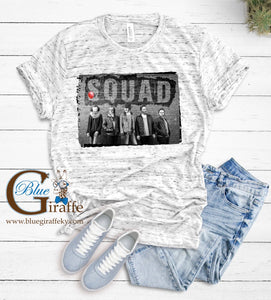 Horror Movie Squad Tee